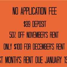 Rental info for Green Diamond Apartments in the Peoria area