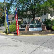 Rental info for Sandy Ridge Apartments