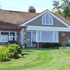 Rental info for RNC REPUBLICAN CONVENTION RENTAL Features 4 bedroom 3 Bath Home overlooking Lake Erie and downtown Cleveland in the Edgewater area