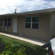 Rental info for SECTION 8 only. Ready June 1 in the Lake Worth area