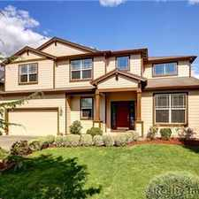 Rental info for Exceptional Camas Home, Desirable schools in the Camas area