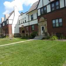 Rental info for Tudor Manor in the Shaker Heights area