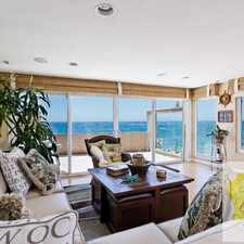 Rental info for 11770 Pacific Coast Highway