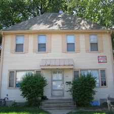 Rental info for 413 S Park St