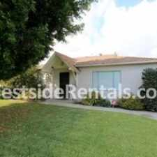 Rental info for charming home offers 3 bedroom and 2 baths