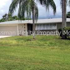 Rental info for 133 SW 52nd Street in the Cape Coral area
