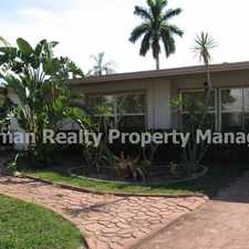 Rental info for 5614 DELIDO Court in the Cape Coral area
