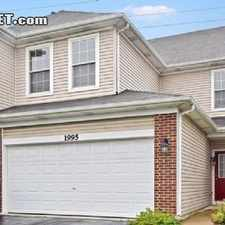 Rental info for Two Bedroom In West Suburbs in the Naperville area