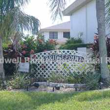 Rental info for 297 Coldeway Drive #F2 in the Punta Gorda area