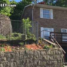 Rental info for Two Bedroom In Kanawha (Charleston) in the Charleston area