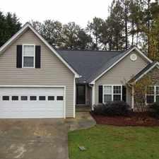Rental info for 4177 Wyndham Ridge Court Buford, GA 30519