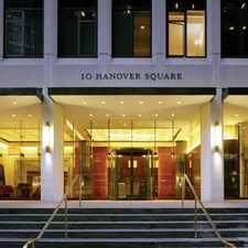 Rental info for 10 Hanover Square
