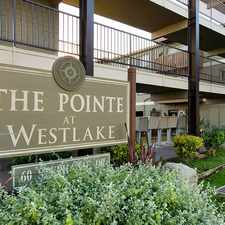 Rental info for Pointe at Westlake