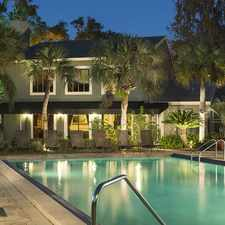 Rental info for Seville on the Green in the Winter Springs area
