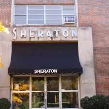Rental info for The Sheraton Apartments