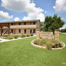 Rental info for Country Oaks Apartments