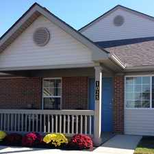 Rental info for Northtowne Apartments in the Huber Heights area