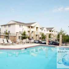 Rental info for 1201 East Old Settlers Boulevard