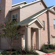 Rental info for 4253 Hunt Dr in the Carrollton area