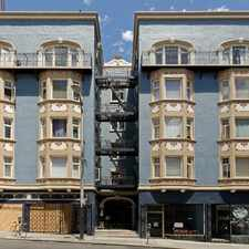 Rental info for 676 GEARY Apartments in the Tenderloin area