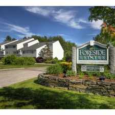Rental info for FORESIDE ESTATES