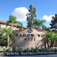 Rental info for Shadow Way Apartments
