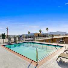 Rental info for Villa Oliva Apartments in the Los Angeles area