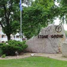 Rental info for Stone Grove Apartments