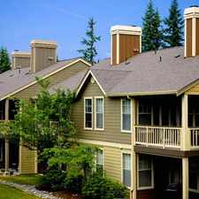 Rental info for Summerwalk at Klahanie in the Sammamish area