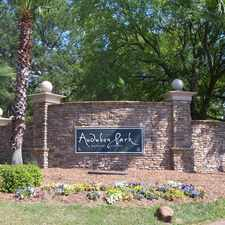 Rental info for Audubon Park