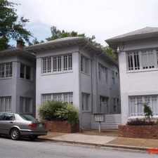 Rental info for 690 & 694 Durant Place in the Midtown area