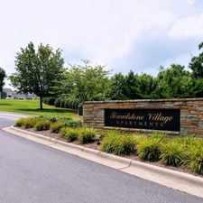 Rental info for Broadstone Village Apts