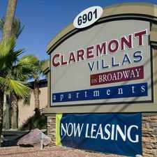 Rental info for Claremont Villas on Broadway