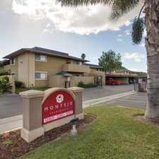 Rental info for Montejo Apartments in the Garden Grove area