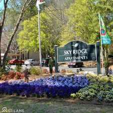 Rental info for Skyridge