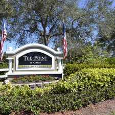 Rental info for Point at Naples