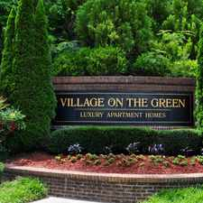 Rental info for Village on the Green