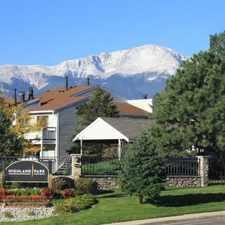 Rental info for Highland Park (Colorado Springs)