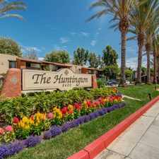 Rental info for The Huntington Apartments