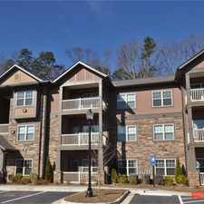 Rental info for Oaks at Johns Creek