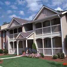 Rental info for Mosaic at Sandy Springs