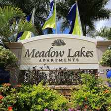 Rental info for Meadow Lakes