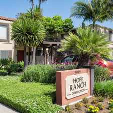 Rental info for Hope Ranch