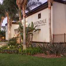 Rental info for Avondale At Warner Center in the West Hills area