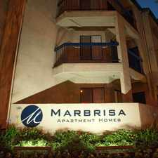 Rental info for Marbrisa Apartments in the Traffic Circle area