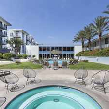 Rental info for The Stuart at Sierra Madre Villa in the Pasadena area