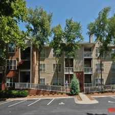 Rental info for Ivy at Buckhead