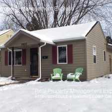 Rental info for 2032 S Euclid Ave
