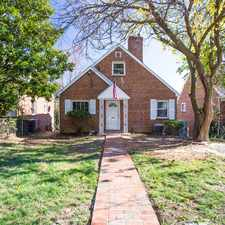 Rental info for Charming Detached Home in the Heart of Del Ray