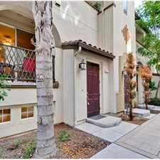 Rental info for Beautiful and spacious Townhouse with upgrades in the Milpitas area